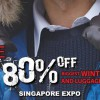 Winter Time heads to Expo with Biggest Winter Wear & Luggage Sale event this week