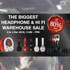 Audiophiles heads up! Hwee Seng Headphone & Hi-Fi Warehouse Sale is coming early December