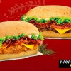 Enjoy 1-for-1 Gusto Deluxe Sandwich @ Burger King on December 23 – 24