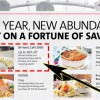 OCBC New Year Dining Deals: 30% off Dinner Buffet @ M Hotel Cafe 2000