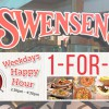 Swensen's offers crazy 1-for-1 Weekday Happy Hours on mains and desserts
