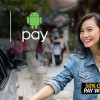 Book Uber with Android Pay and enjoy 50% off your rides this January