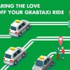 GrabTaxi Valentine's Day $4 Off Promo Code will last through the week till February 19