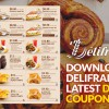 Download and flash Delifrance latest discount coupons on sandwiches, lasagne sets & more