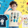 These Doraemon-themed t-shirts for kids from UNIQLO are way too adorable