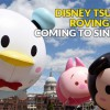 Disney Tsum Tsum Roving Parade featuring giant inflatables to begin at Bugis Junction on March 2