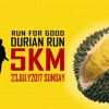 Believe it or not, there's a Durian Run coming your way this July
