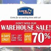 Save up to 70% in Lock & Lock Warehouse Sale 2017 happening this weekend (15 – 18 June)