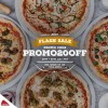 Spizza July Flash Sale to slash $20 off pizza delivery orders with this promo code valid till July 27