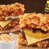 KFC Flash Deal: 2 Double Down Burgers and Sides for just S$9.90 valid till September 26