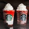 Starbucks introduces Mr & Mrs Vampire Frappuccino because #Halloween season is here