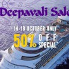Royal Caribbean 4-Day Deepavali Sale: 50% off selected sailings till October 18