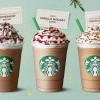 Starbucks Christmas beverages are here – Vanilla Nougat Latte, Toffee Nut Crunch Latte & Peppermint Mocha