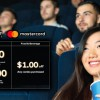 Cathay Cineplexes extends promotion with Mastercard till December 2018. Enjoy movie tickets as low as $8.50