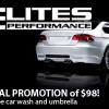 Elites Performance Car Servicing Promotion