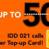 M1 $130 value Super Top Up Card for $30