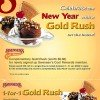Swensen's New Year Gold Rush