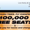 Tiger Airways Free Seats Giveaway