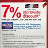 "Toys""R""Us Storewide Discount with UOB"