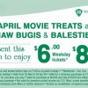 Shaw April Movie Treats