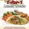 Swensens 1-for-1 Lunch Treats