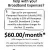 Viewqwest Business Broadband Promotion