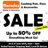 Berndes Cookware Clearance Sale