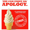 Burger King Free Cone Day