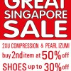 2XU Compression & Pearl Izumi Great Singapore Sale Promotion 2012