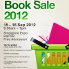 Library Book Sale 2012