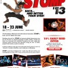 15% Off Stomp 2013, Book By 31st March