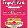 Soup Spoon After School $6.90 Super Heroes Student Meal Promotion
