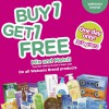[BOGO] Buy 1 Get 1 Free Mix & Match On All Watsons Brand Products
