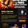 Notre Dame De Paris The Musical In Singapore, 15% Early Bird Discount Tickets