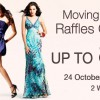 Dress Sense Moving Out Sale October 2013 @ Raffles City, Up To 80% Discount Storewide Items