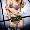 "La Senza New ""Beyond Sexy"" Collection, Buy Second @ Half Price"