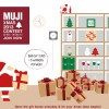 Muji Christmas Contest Game 2013, Stand A Chance To Win $80 Gift Card Weekly