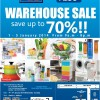 Lock & Lock Warehouse Sale 2014 @ Pandan Avenue: Household & Kitchen Products Up To 70% Discounts
