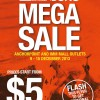 Billabong Mega Sale 2013 @ Anchorpoint & IMM, Apparel Prices Starting From Just $5