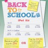 EpiCentre iPad Air Back-To-School Promotion Gives You Freebies Worth $99 + Top Up Option