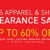 Isetan Scotts Kids Bazaar Clearance Sale Up To 60% Off Popular Brands