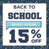 """15% Off Selected """"Back To School"""" Footwear @ Payless Shoesource This May"""