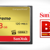 Grab Sandisk Extreme 128GB CompactFlash Memory For 27% Less @ B&H