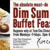 Yum Cha Chinatown Restaurant Offers Dim Sum Buffet On Weekdays