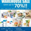Lock & Lock Warehouse Sale July 2014 @ Foh Foh Building