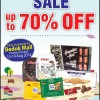 Choc SPOT Sale Up To 70% Off Happening Exclusively @ Bedok Mall