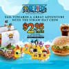 Sail towards a Great Adventure with One Piece Straw Hat Crew Collectibles @ McDonald's