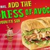 Get a taste of Subway Chipotle Chicken Avocado this Christmas