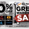 Save up to 70% on compression gear and more at Key Power Sports Great Warehouse Sale
