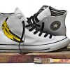 Converse launches Chuck Taylor All Star Andy Warhol Collection